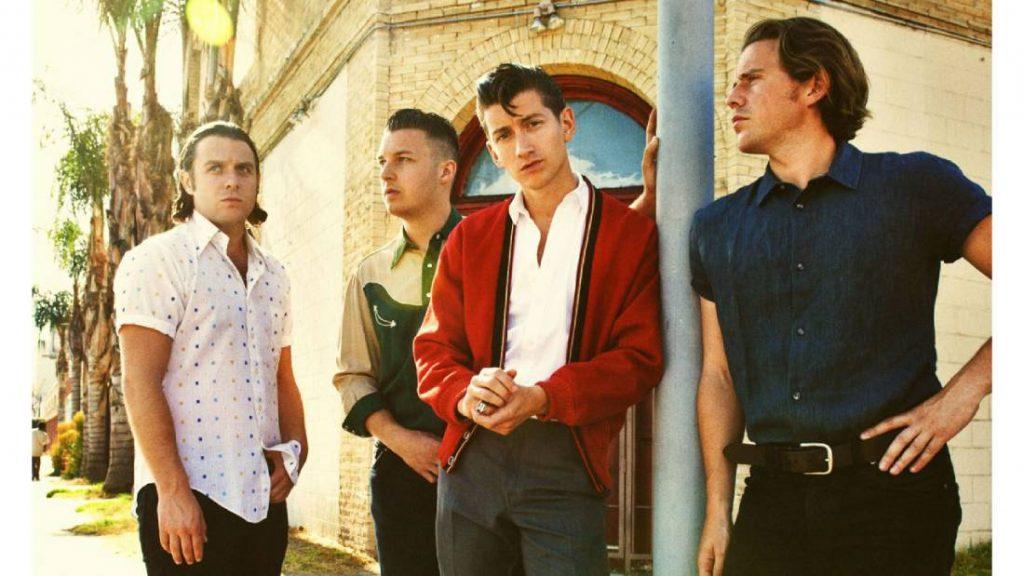 Arctic Monkeys grubu