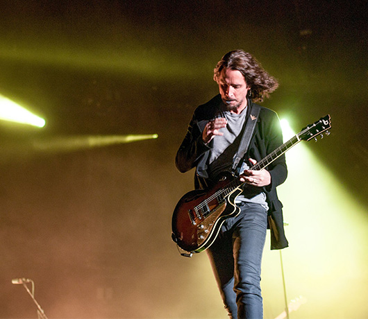 Chris Cornell 'Welcome to Rockville' Festival - USA, 2017