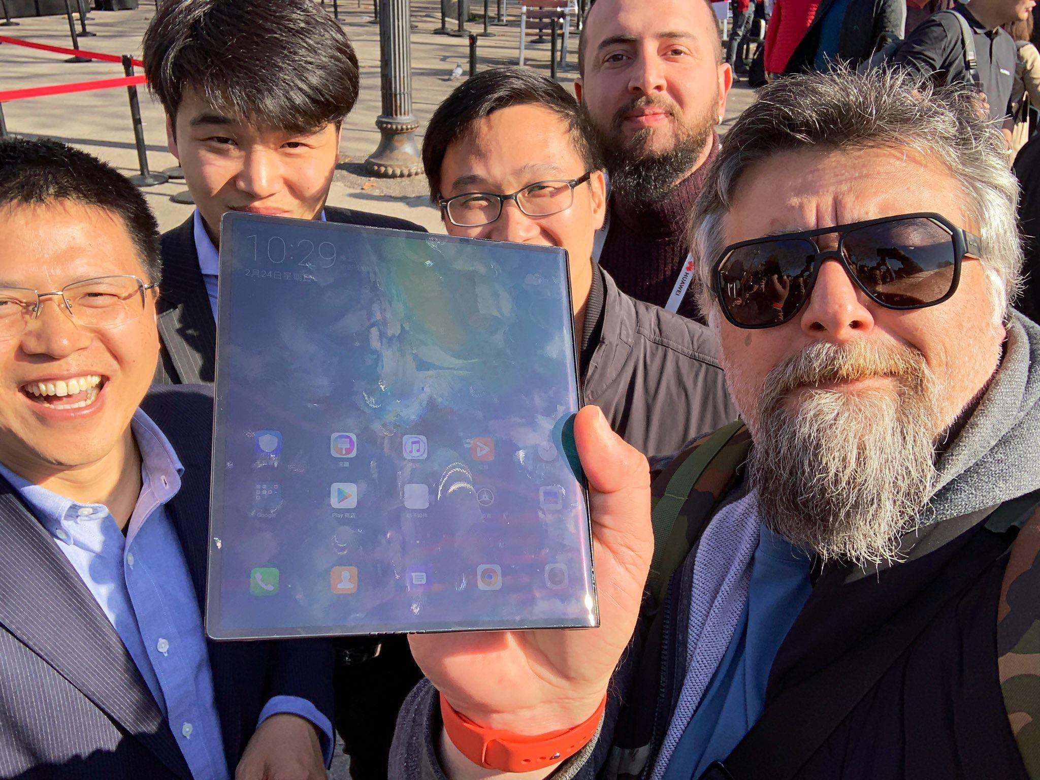 Timur Akkurt Huawei