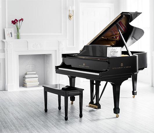 steinway piyano