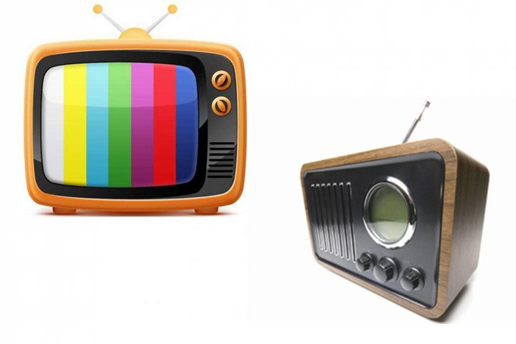 televizyon radyo
